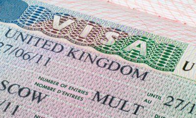 cómo aplicar a una visa de trabajo en Reino Unido