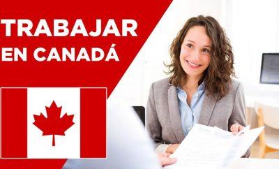 Ofertas de trabajo en Canadá